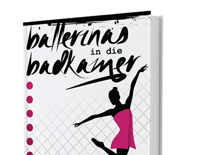"Check out new work on my @Behance portfolio: ""Ballerinas in die Badkamer - Book Cover Design"" http://on.be.net/1JKnBgm"