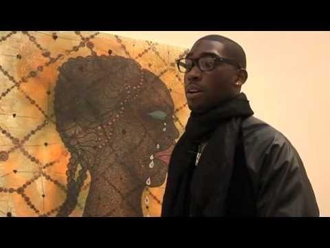 Tinie Tempah on artist Chris Ofili