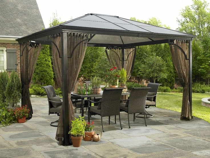 hard top gazebo 1