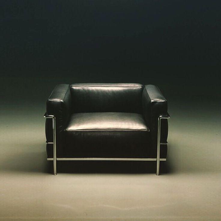 Bauhaus Möbel Klassiker. Le Corbusier Sessel LC 1928