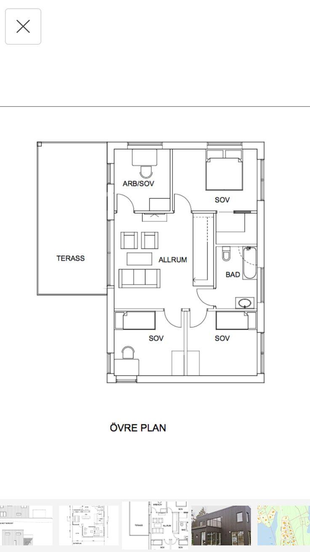 Plan vn 3 (struktur etagelgenhet)