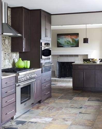 Epic warming drawer with micro oven above Contemporary Kitchen Photos Design Pictures Remodel