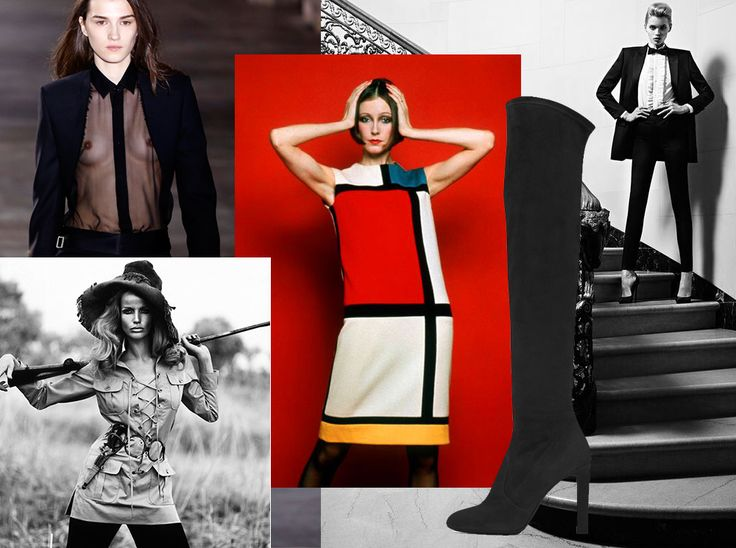 «Никогда не путайте элегантность со снобизмом», – говорил великий мэтр моды Ив Сен-Лоран.