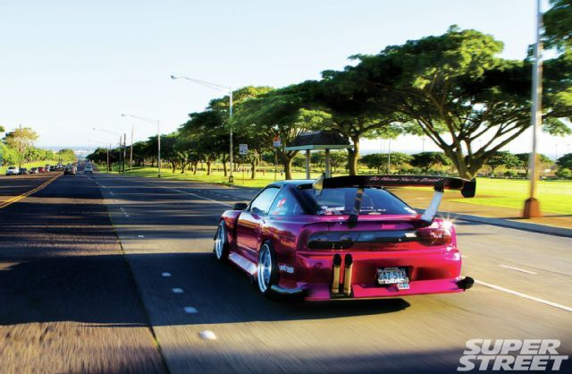 Street Dreams Are Made Of The Nsx