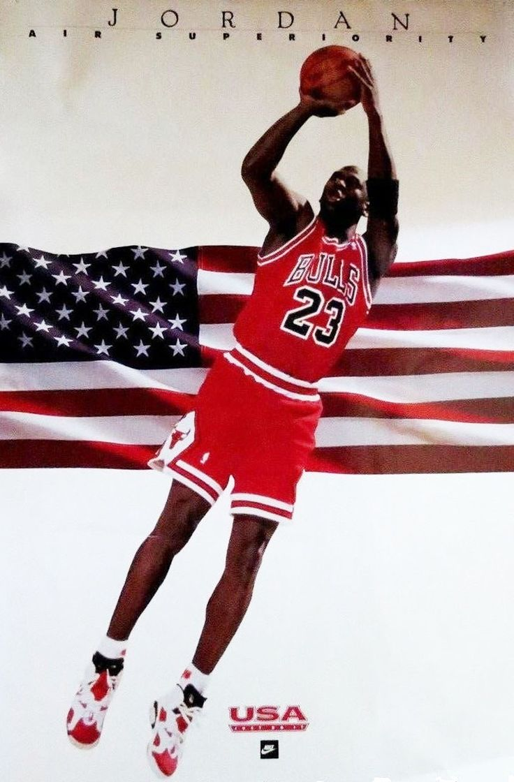 Michael Jordan USA Basketball