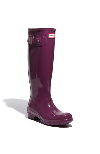 Hunter boots! I want a pair so bad