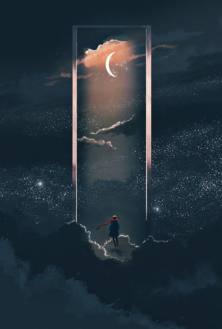 Que en la profundidad de la noche mi Alma pueda encontrar las luces que la inspiran