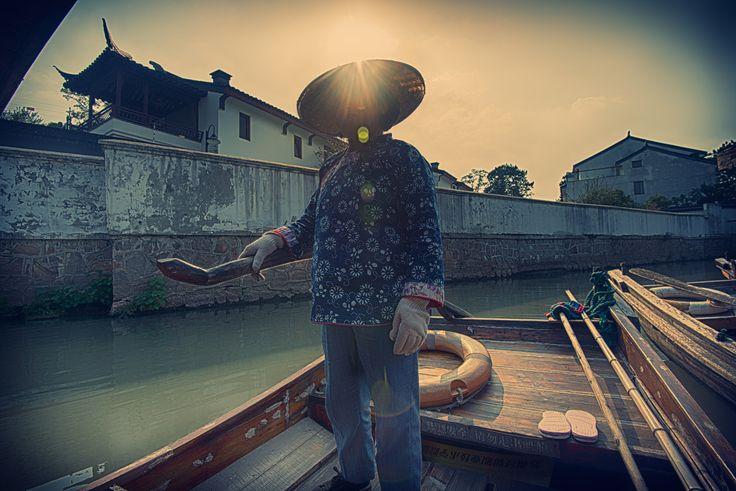 https://flic.kr/p/muSGmr | Canal tour at Panmen Scenic Area, Suzhou, China