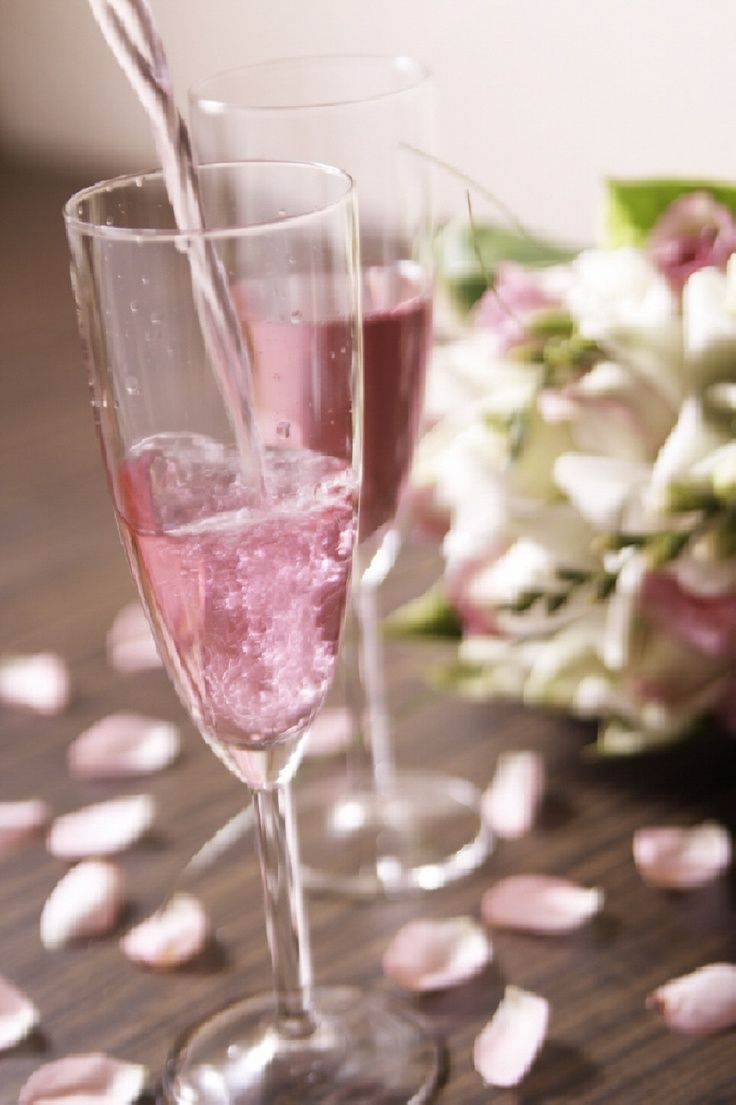 45 Best Strawberry Champagne Images On Pinterest