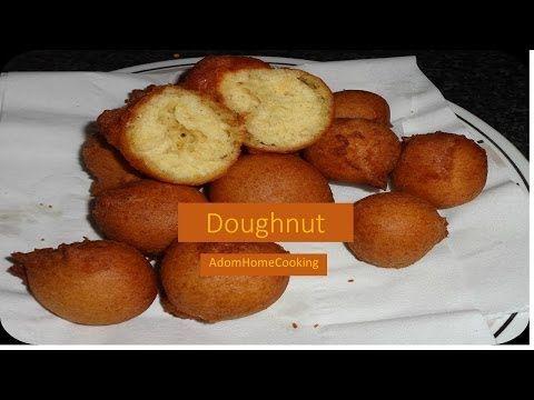 How To Make Doughnut - YouTube