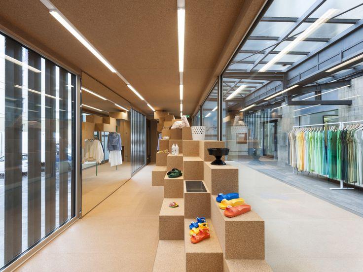Gonzalez Haase, Birkenstock-Container, Berlin