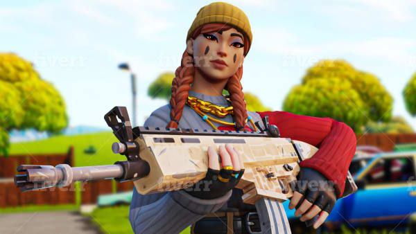 Pinknite I Will Do 3d Fortnite Thumbnail Or Pfp For 10 On Fiverr Com In 2020 Best Gaming Wallpapers Gaming Wallpapers Fortnite Thumbnail