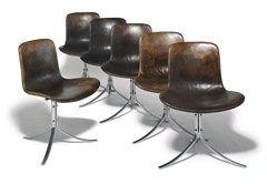 BRUUN RASMUSEN - Auctioneers of Fine Art  next international modern auction in October will focus on Poul Kjærholm!!