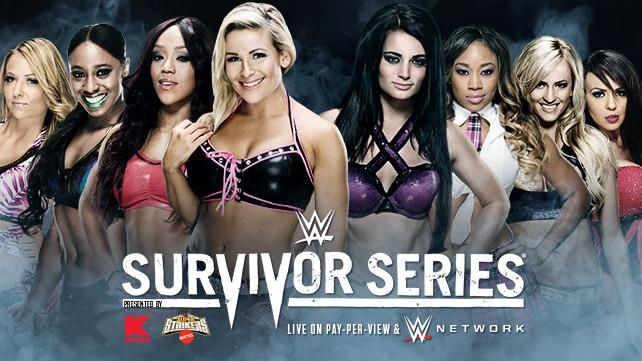Alicia Fox, Natalya, Naomi & Emma vs. Paige, Cameron, Summer Rae & Layla (Divas Traditional Survivor Series Elimination Tag Team Match) | WWE.com #WWE