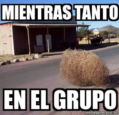 Grupos de what..