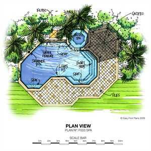 25 best images about easy pool plans swimming pool for Pool design program