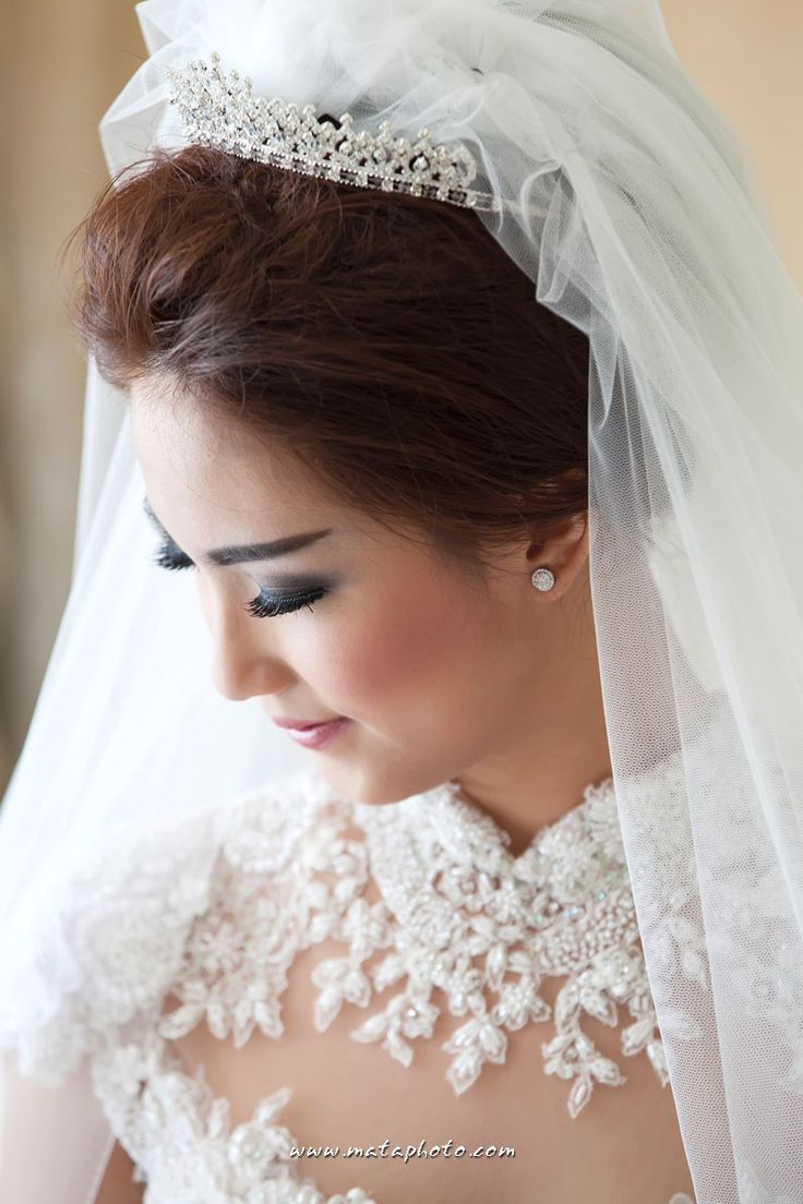 Make up and hair do for Patricia's wedding at The Mulia Bali