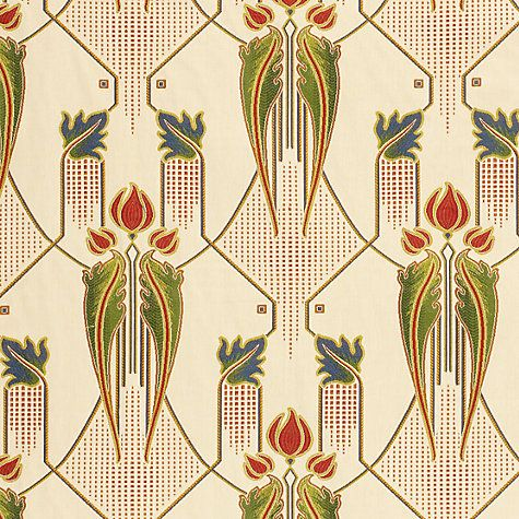 Buy Alexandra Furnishing Fabric, Multi Online at johnlewis.com