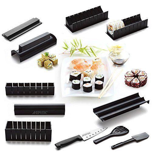 Sushezi - perfect sushi - Appareil à sushis et makis à piston