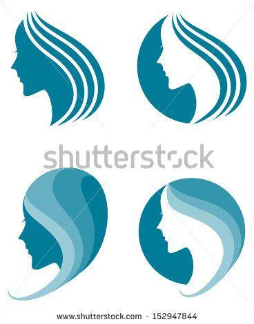 fashion icon. symbol of female beauty