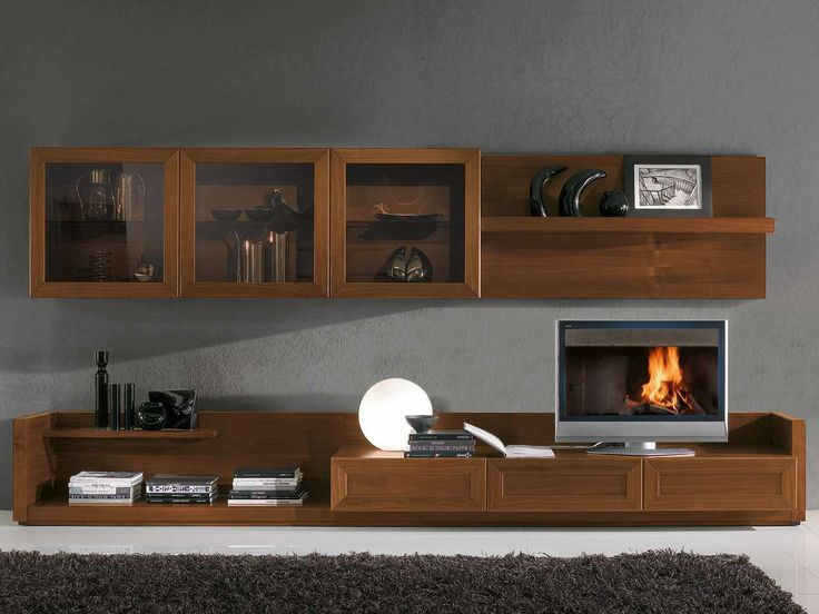 1000 ideas about muebles tv modernos on pinterest - Fotos muebles para tv ...