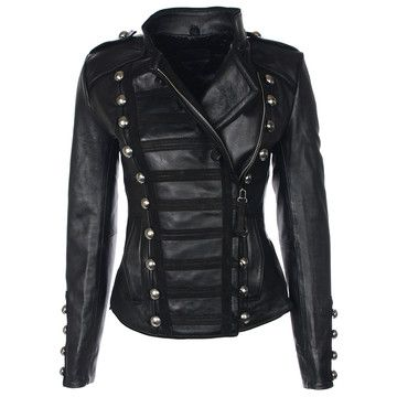Military Leather Jacket by Boda Skins