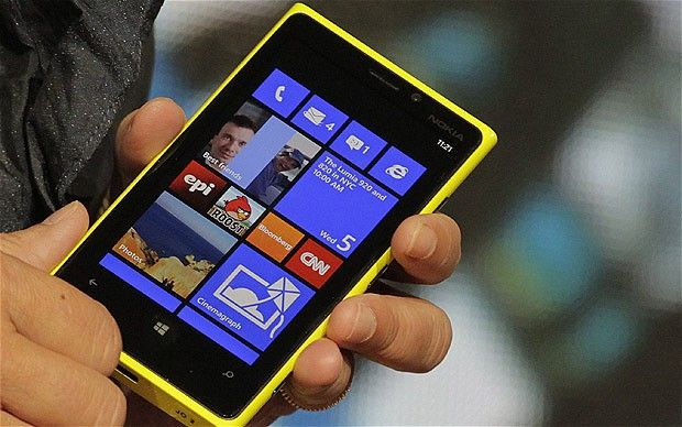 The Nokia Lumia 920 is currently one of Windows Phone 8's flagship devices.