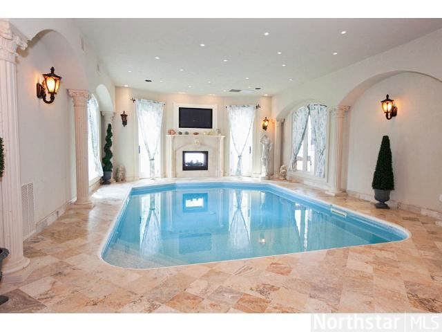 215 best images about indoor pool designs on pinterest for Pool design mn