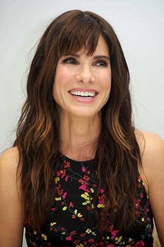 Sandra Bullock New Child - Adopted Daughter Named Laila (Vogue.co.uk)