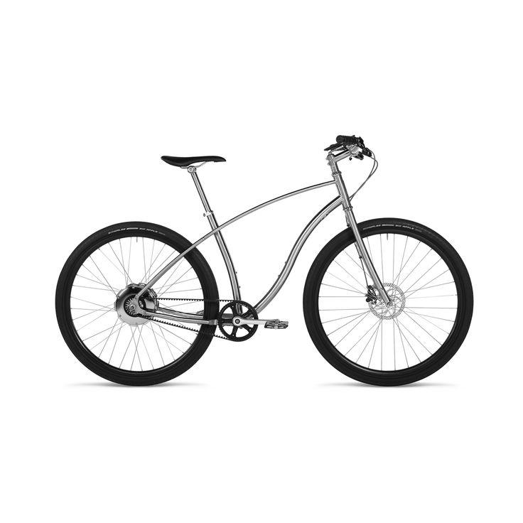 Budnitz Bicycles Store | Build your Belt Drive Titanium e-bike – Budnitz Model E