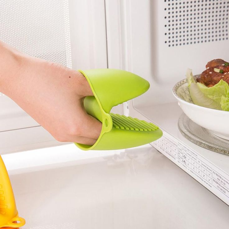 Silicone Oven Mitts Heat Resistant