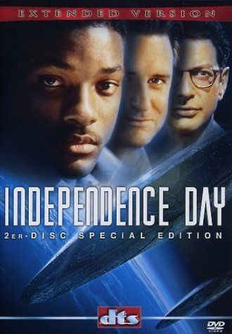Independence Day. It's the kind of movie you can watch over and over and still be entertained
