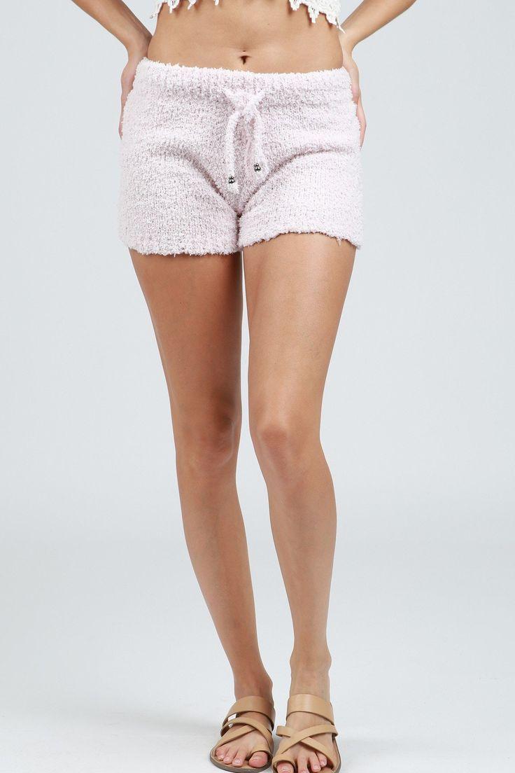 Berber Fleece Shorts