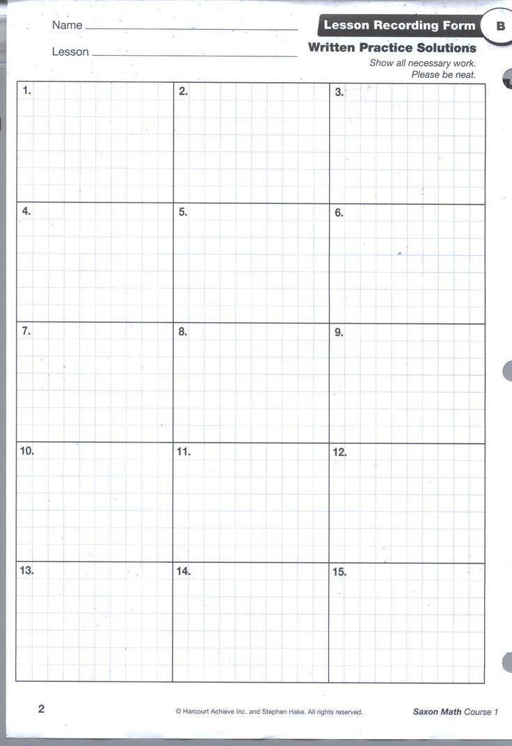 Saxon Math 3rd Grade Worksheets Saxonmathhomeworksheets Teaching Pinterest  Homework Sheet   Saxon math [ 1072 x 736 Pixel ]