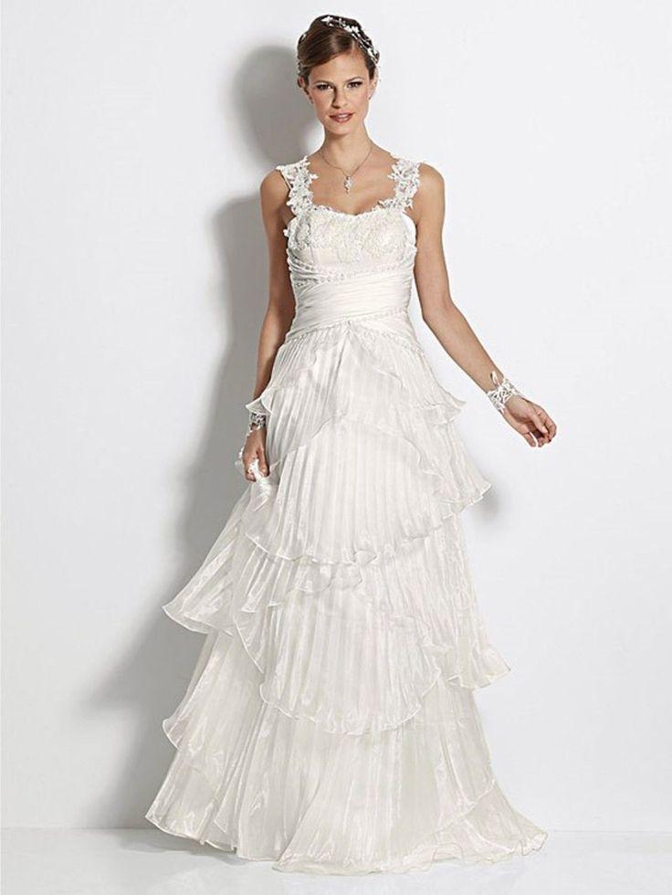Heine Brautkleid Spitze Hochzeitskleid creme Gr. 38 Kleid Abendkleid Ballkleid de.picclick.com