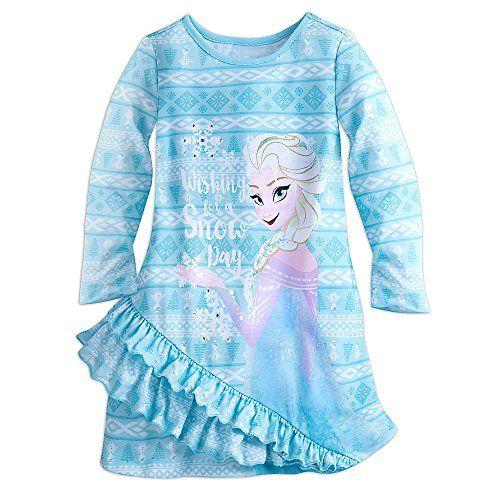 "Disney Store Elsa - Frozen ""Wishing for a Snow Day"" Long ..."
