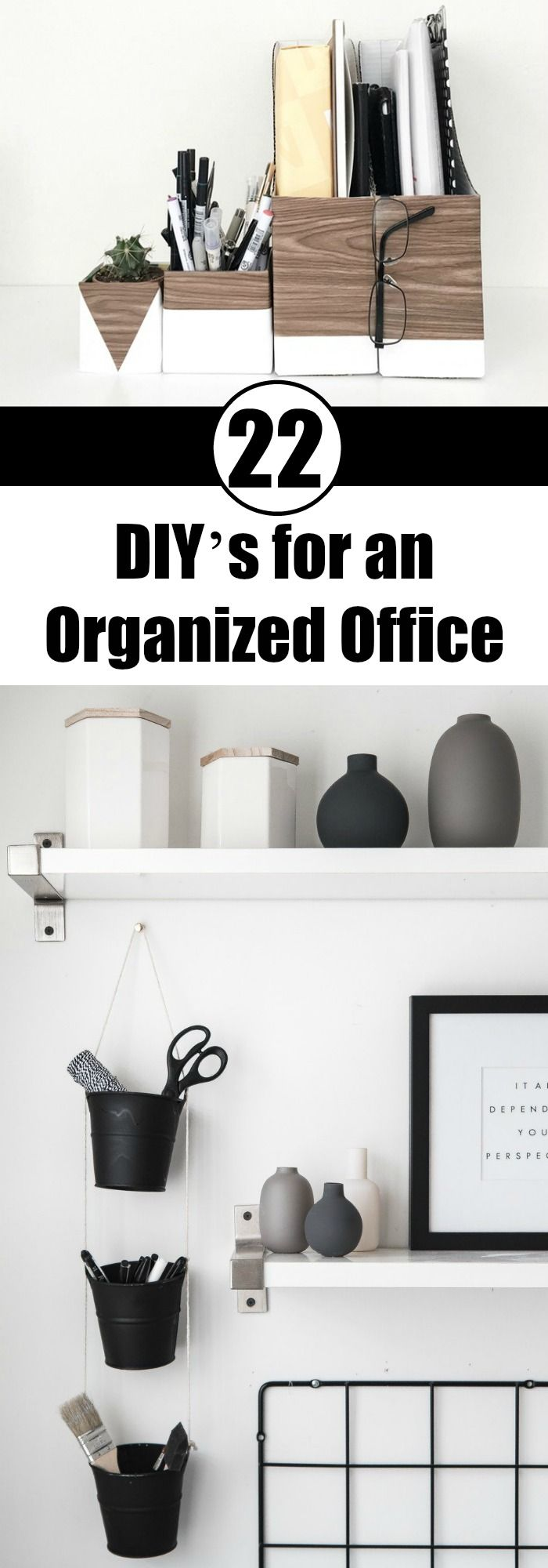 A few years ago, I lived a cluttered life. Look, all of us can fall into that trap every now and then. And it's easy to do both at home and in the office.    For example,