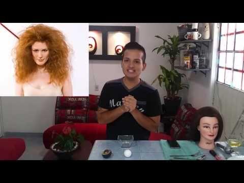 Remedio casero Caspa - Cabello Seco y Graso - YouTube