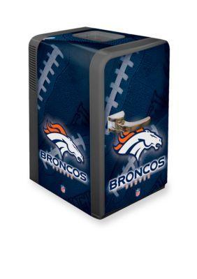 Boelter  NFL Broncos Portable Party Refrigerator