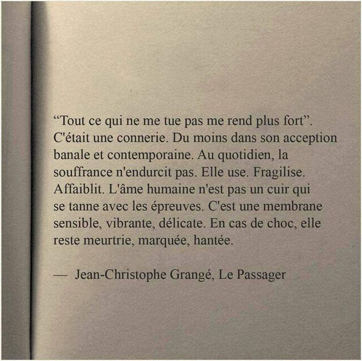 Citation grangé