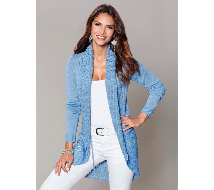 Ažurový kardigan | modino.sk #ModinoSK #modino_sk #modino_style #style #fashion #summer #bestseller