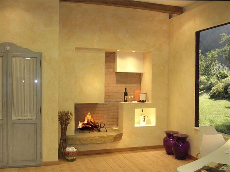Oltre 25 fantastiche idee su caminetti moderni su for Piccolo caminetto