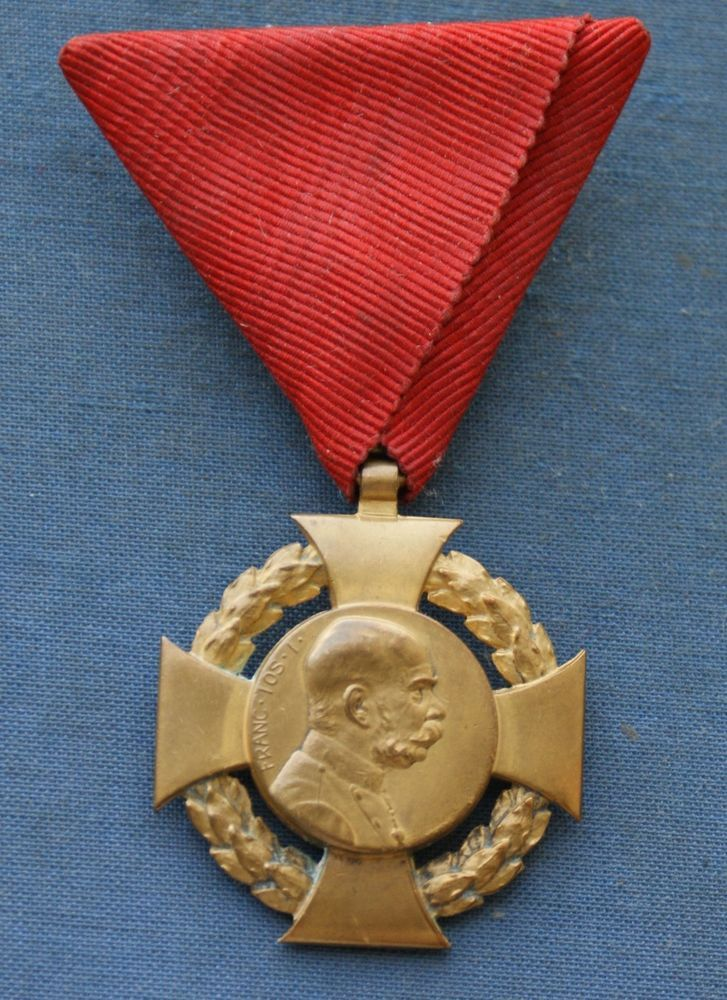 (Henry Collection) WW1 Orden Jubiläumskreuz 1908 für Zivil