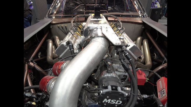 """Reaper From Street Outlaws' New 4000hp Procharged Camaro """"Deez Nuts"""" Unvieled At PRI 2017https://www.youtube.com/watch?v=E40klYSalMo"""