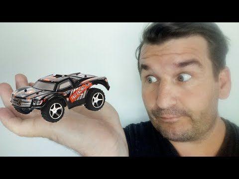 Mini voiture rc pas chere - YouTube