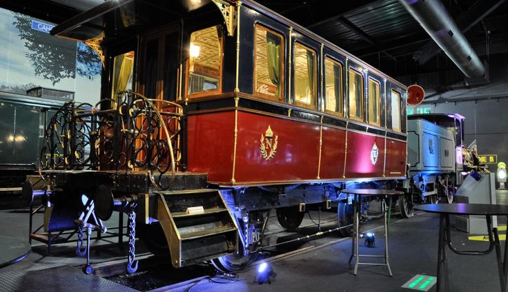 Cité du Train - Musée Français du Chemin de Fer à #Mulhouse #Alsace
