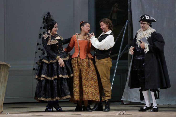 Le nozze di Figaro (Mozart). Teatro Alla Scala (octubre 2016)