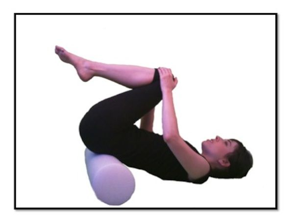 This exercise is intended to increase the length of the muscle fibers and tissues of the lumbar spine. The foam roller creates...