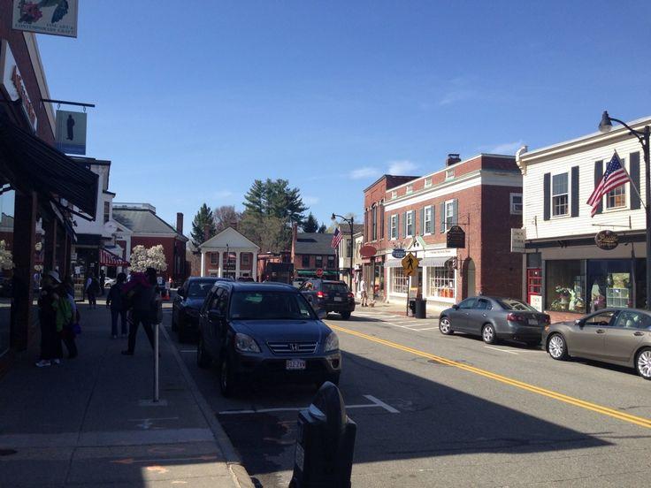 Concord, MA in Massachusetts