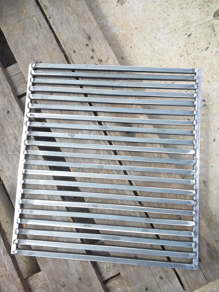 Custom Braai grids made to order